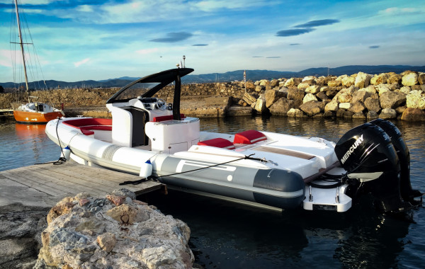 Yacht Tender in Cannes