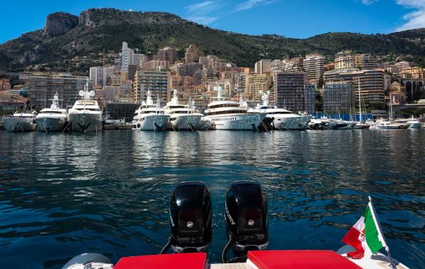 Yacht Tender in Monaco